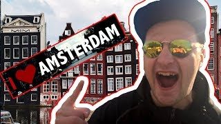 Амстердам-Брюссель-Брюгге. БЕЗ ЦЕНЗУРЫ! ПРИСУТСТВУЕТ НЕНОРМАТИВНАЯ ЛЕКСИКА!!!