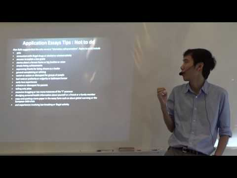 How to get offers form top US universities: Quick Win Strategy By Kru Tim (Krutoo Homeschool)