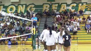 High School Volleyball: Long Beach Poly vs Wilson