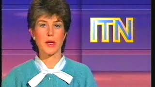 ITN News Headlines 08-10-1989 (VHS Capture)