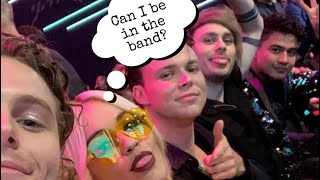 Celebrities talking about 5 Seconds of Summer (PT.2) Video
