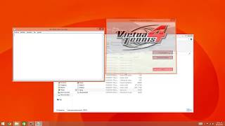 Como descargar e instalar Virtua Tennis 4 PC ( MEGA )