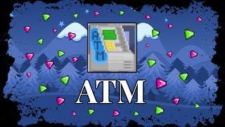 Harvesting my 3 000 ATM's