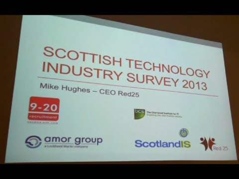 Scottish Technology Industry Survey 2013