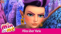 Alles über Violetta und Varia - Mia and me