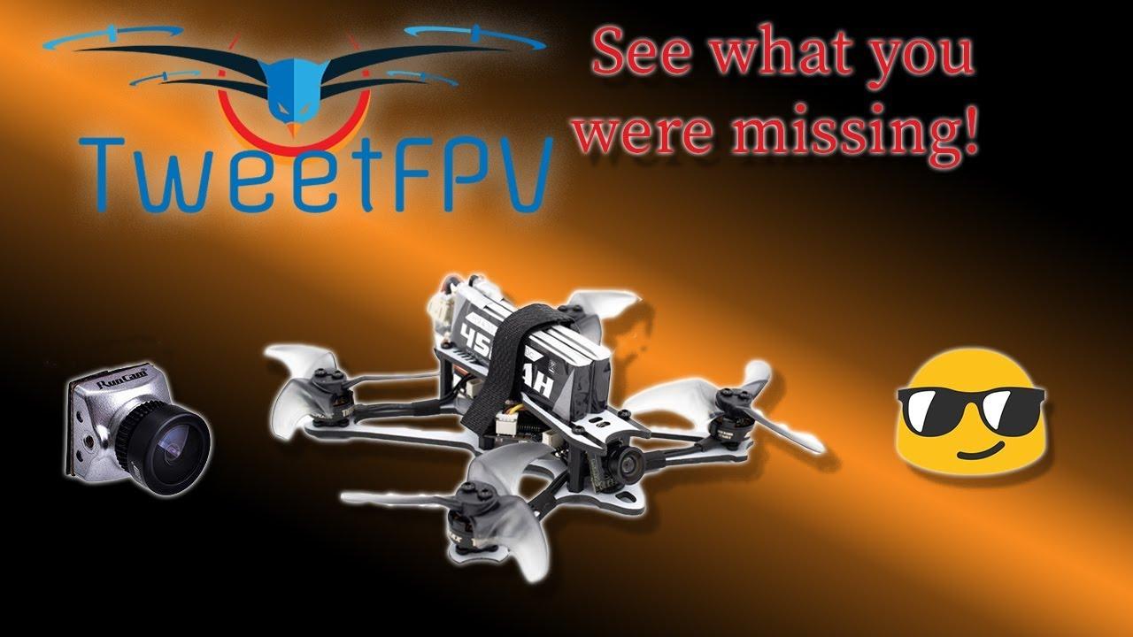 Emax tinyhawk Freestyle Camera Upgrade, Runcam Racer nano 👓🔎  #banggood_13th_anniversary