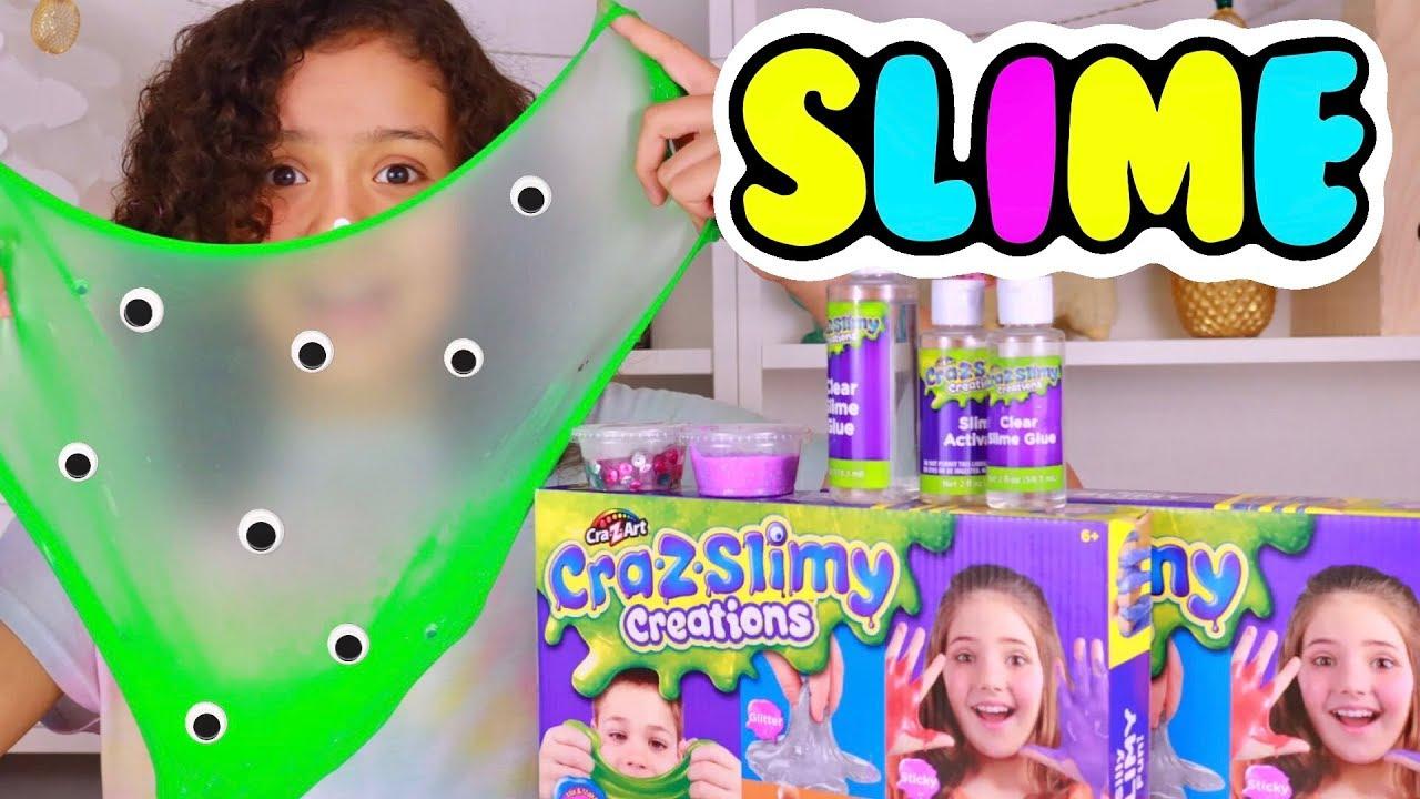 cra z art slime kit instructions
