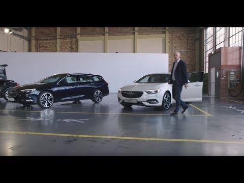 Ny Opel Insignia Grand Sport testes af Erik Morsing | Opel Danmark