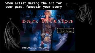 Quick Look | Deception III: Dark Delusion (1999) - Playstation 1 HD