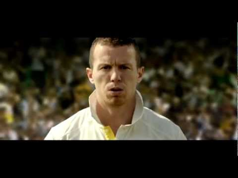 Cricket Australia - Test 'United - Come on mate' (Sound Design by Paul Baxter)