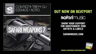 Contiez ft Treyy G - Trumpsta (Djuro Remix) [SAFRI MUSIC]