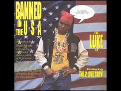 Nanned In The USA -The Luke (LP) ft The 2 Live Crew [Disco Completo]