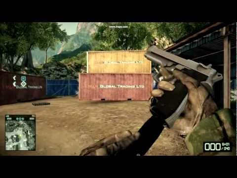 Battlefield: Bad Company 2 - M93R Burst