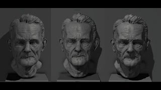 old man speed sculpt 3h