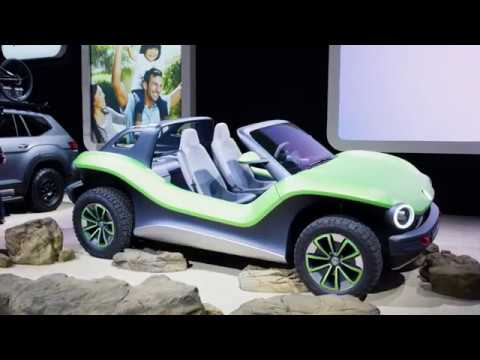 Volkswagen ID. Buggy 2019 at NYIAS Booth