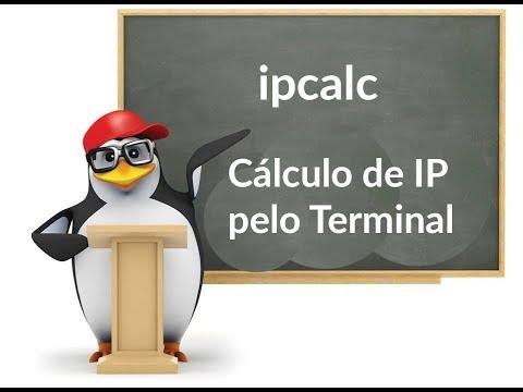 IPcalc Cálculo De Ip Pelo Terminal Linux