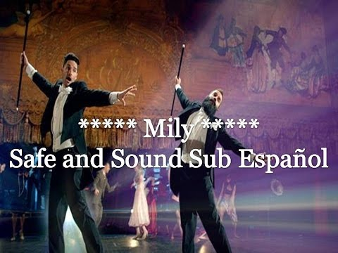 Capital Cities  Safe And Sound Subtitulado español Ingles