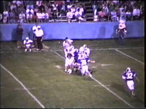 Bangor vs East Stroudsburg 1991