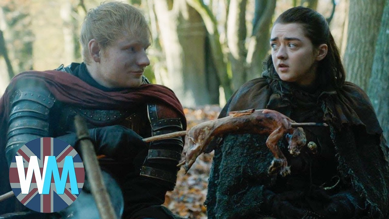 Top 10 Game of Thrones Cameos