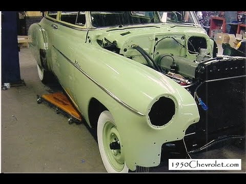 For sale 1950 chevy styleline deluxe 2 door sedan frame for 1950 chevy styleline deluxe 4 door sedan