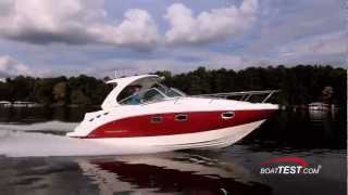 Chaparral 310 Signature Test 2013- By BoatTest.com