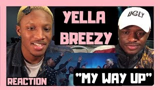 """Yella Beezy """"My Way Up"""" (WSHH Exclusive -) REACTION"""