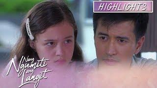 Michael tries to get close with Amber | Nang Ngumiti Ang Langit (With Eng Subs)