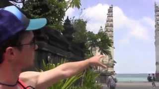 Клип с отдыха на Бали на песню гр. Ленинград
