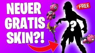 New *FREE* Skin! | Fortnite free Skin