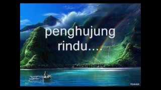 penghujung rindu (lirik) - Jamal Abdillah