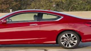 Honda Accord Coupe V6 Quick Spin Proof Positive Of Honda's Performance Pulse