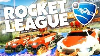 Rocket League - Битва титанов! (Жесть)