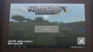 Code triche sur minecraft sur tablette ou telephone