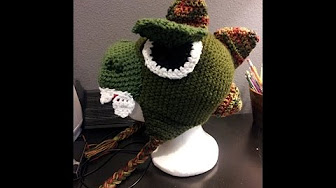 de9a0122d6d Kids fun hat crochet - YouTube