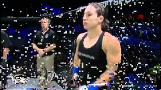 Sarah Mcmann vs. Tonya Evinger