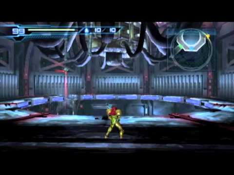 Metroid Other M - Nightmare Boss Battle (Hard Mode) - YouTube