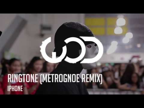 iPhone - Ringtone MetroGnome Remix [*Jabbawockeez]