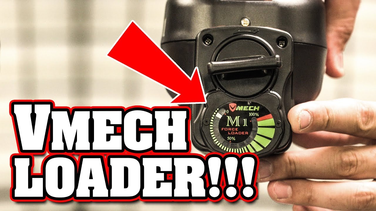 Air Challenger M1 Mechanical Force Loader   Lone Wolf Paintball Michigan