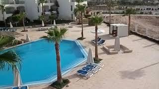 Вид с номера отеля Cyrene Island Hotel (Ex. Aurora Cyrene) 4*, Египет, Шарм-эль-Шейх