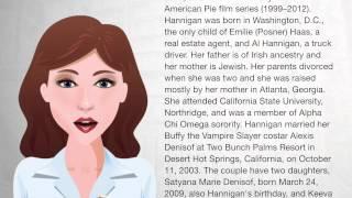 Alyson Hannigan - Wiki Videos
