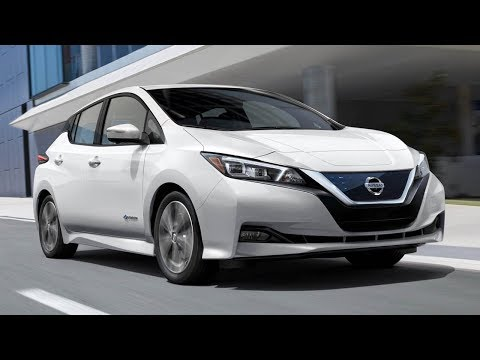 All-Electric Leaf to be Offered by Nissan in Asia-Pacific Region