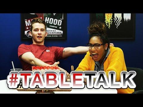 Awkward Moments on #TableTalk!