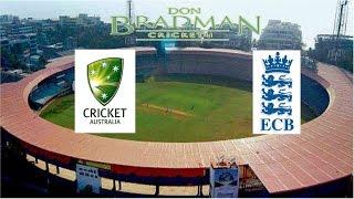 Don Bradman Cricket 14: Australia vs England Full Gameplay HD