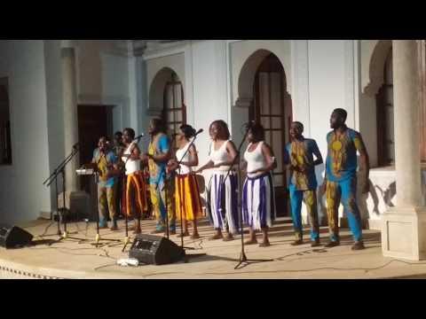 Elongui Performing At Villa Des Arts De Rabat #Noyana