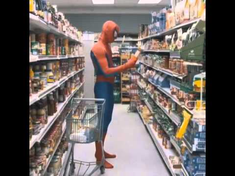 spiderman be like uncle ben youtube