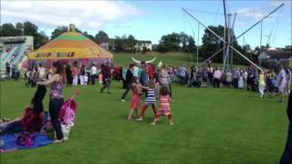 Video Highland Dancing and a Scottish fun day in Dunoon, Scotland download MP3, 3GP, MP4, WEBM, AVI, FLV Agustus 2018