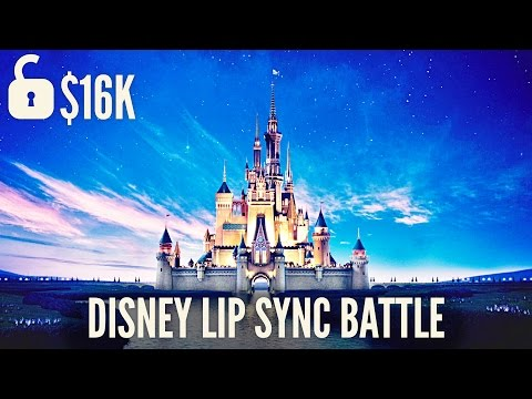 Disney Lip Sync Battle