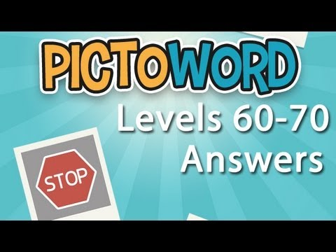 pictoword level 60
