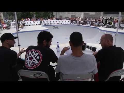 Highlights Final Circuito Nacional Skateboard - Olabeaga