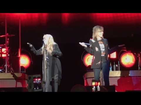 Stevie Nicks with special guest star performance by Chrissie Hynde